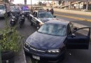 Policía Michoacán detiene a dos con revolver, droga y vehículo con reporte de robo