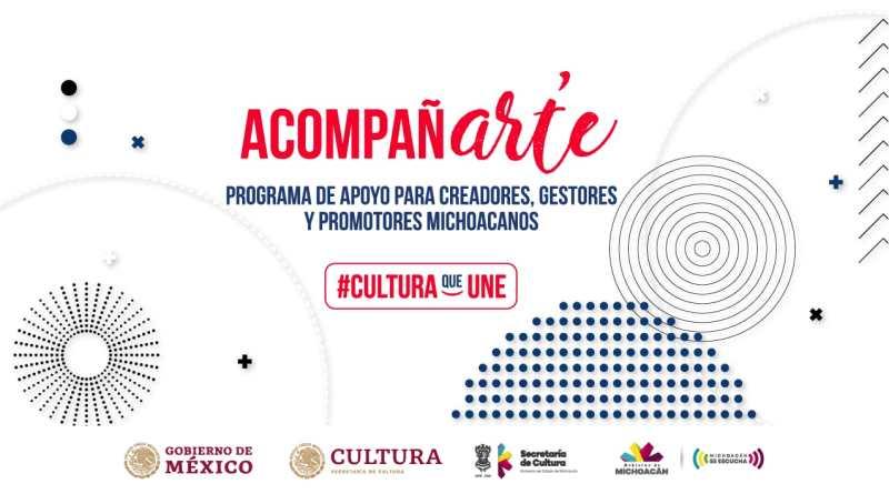 Apoyarán a mil creadores michoacanos: Secum