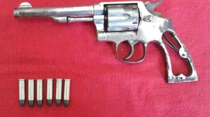 Asegura SSP a una persona en posesión de un arma de fuego y cartuchos útiles