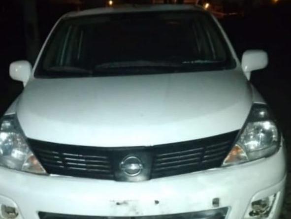 Recupera SSP vehículo con reporte de robo, en Uruapan