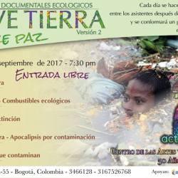 Festival de Documentales Ecológicos NAVE TIERRA