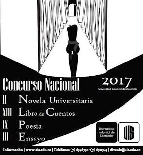 II Concurso Nacional de Novela Universitaria UIS