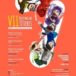 VII Festival de Títeres - IPARM Universidad Nacional De Colombia