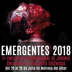 Convocatoria de EMERGENTES – 7º Encuentro Internacional de Jóvenes Creadores en las Artes Escénicas