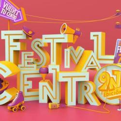 Del 7 al 11 de febrero Bogotá recibirá la novena edición del Festival Centro.