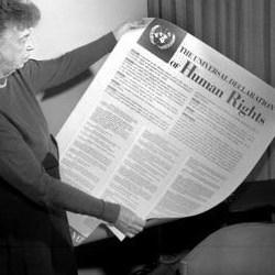 ¿Qué sabes sobre la Declaración de los Derechos Humanos?