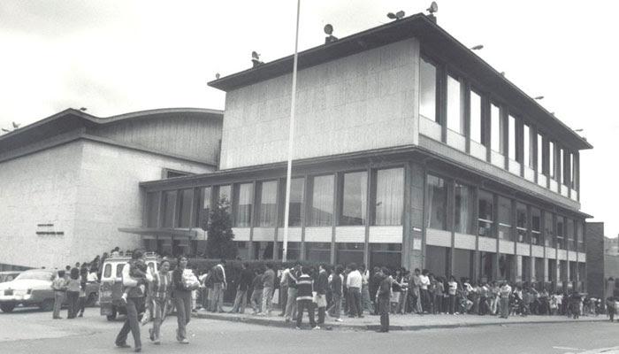 La Biblioteca Luis Ángel Arango cumple 60 años con vida y cultura para rato