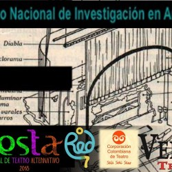 I Encuentro Nacional de investigación en artes escénicas