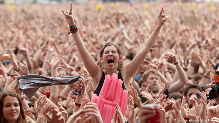 Alemania: llegó el momento de disfrutar del rock