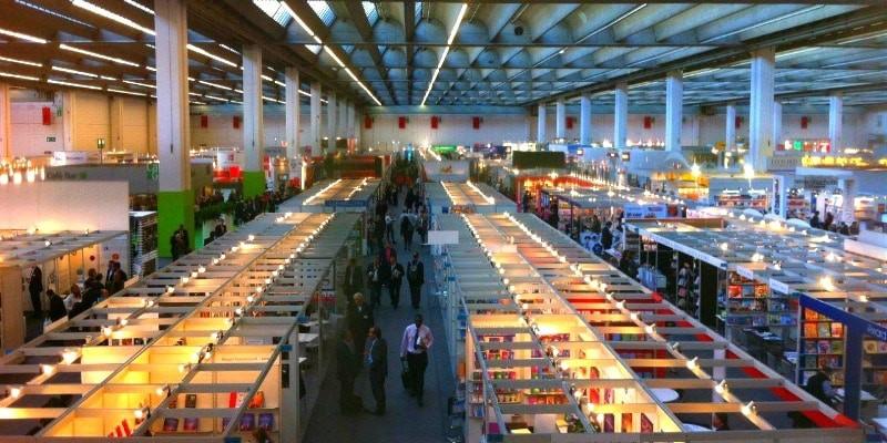 Frankfurter Buchmesse del 10 al 14 Octubre de 2018
