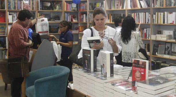 Feria del Libro de Guayaquil abre este 5 de septiembre con 60 stands editoriales