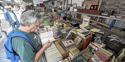 Feria del Libro Antiguo y de Ocasión: Una feria llena de reliquias