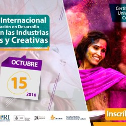 Expertos argentinos llegan a Bogotá para analizar y reflexionar sobre las Industrias Culturales y Creativas
