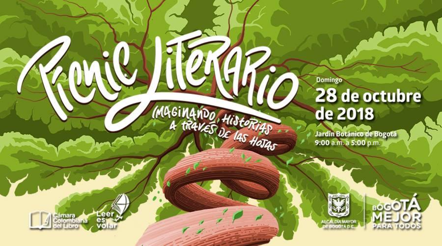 El último Pícnic Literario de 2018 tendrá lugar el próximo domingo 28 de octubre