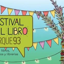 Festival del Libro Parque 93  del 7 al 10 de febrero