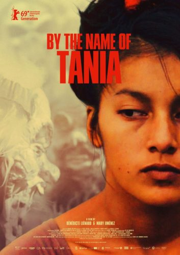 "Se estrenó ""By the name of Tania"", documental filmado en la selva peruana"