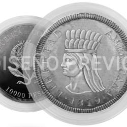 El Banco de la República emitirá una moneda conmemorativa del Bicentenario de la Independencia de Colombia