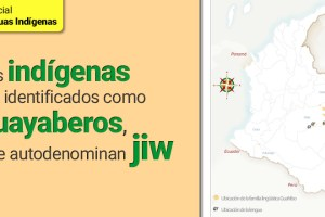 La lengua Guayabero patrimonio de la Orinoquía colombiana