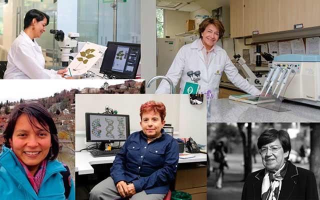 Un reconocimiento a las mujeres colombianas en la ciencia