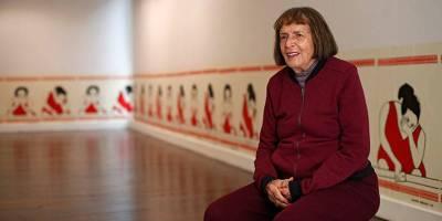 """""""Yo no creo que el arte pueda tumbar gobiernos"""": Beatriz González"""