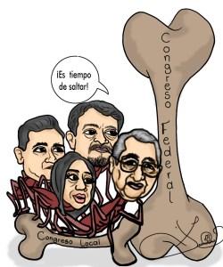 POLITICOS CHAPULINES