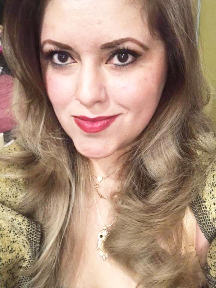 Paola Paredes cumplió años.
