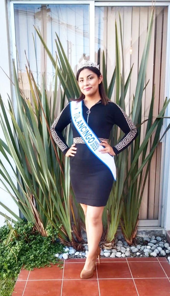 Mayra Rivera Granillo está participando en miss teen Hidalgo, representando a Tulancingo.