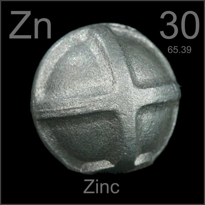 Zinc Oil tank sacrificial anodes