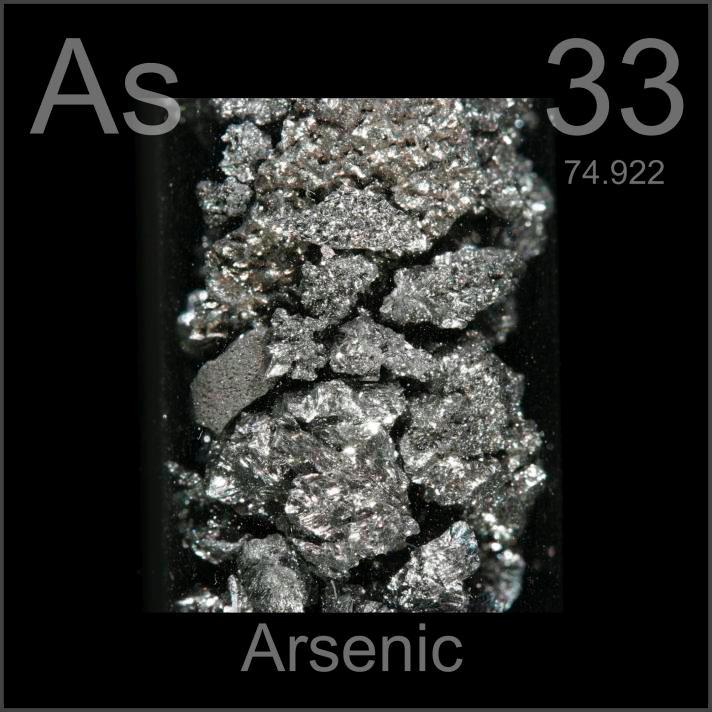 Arsenic Beautiful crunchies