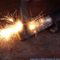Cerium Campfire lighter flint