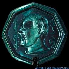 Hafnium Blood of S'urak coin