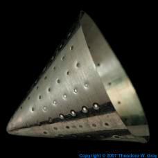 Platinum Platinum perforated cone