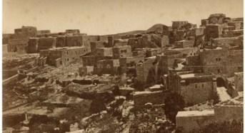 Βηθλεέμ: «Ο τόπος που γεννήθηκε ο Χριστός» μια ιστορική αναδρομή