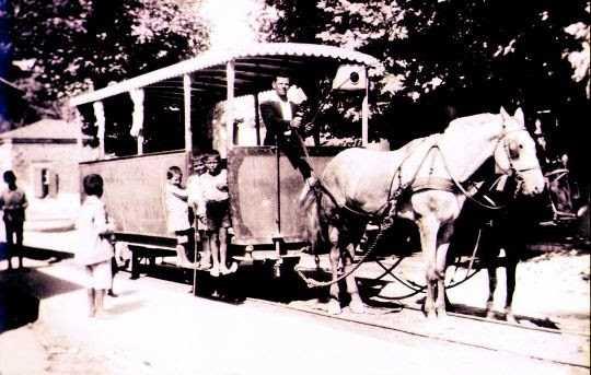 Τα Πατήσια και το ιππήλατο τραμ