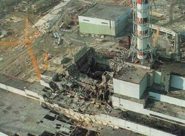 26 Απριλίου 1986 Η καταστροφή του Τσερνόμπιλ