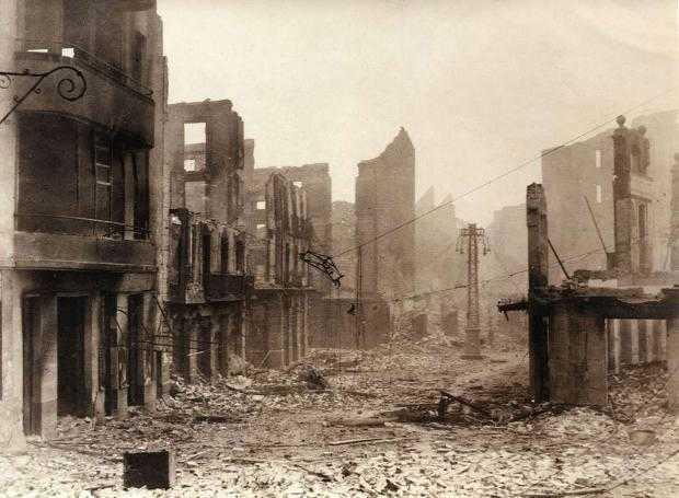 26 Απριλίου 1937 Ο Βομβαρδισμός της Γκουέρνικα