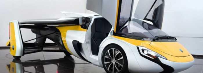 Στην παραγωγή το ιπτάμενο αυτοκίνητο