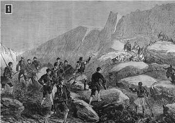 Μια συνοπτική ιστορική αναδρομή Η ληστεία στην Ελλάδα κατά τον 19ο αιώνα
