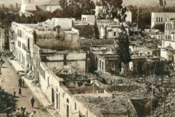 84 χρόνια από τον ισχυρό σεισμό του 1933 στην Κω