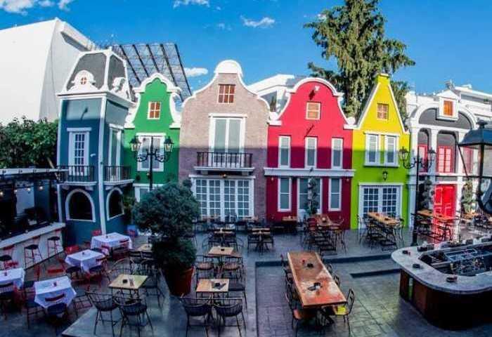 Μια ολόκληρη ολλανδική γειτονιά στο Χαϊδάρι – Αρχιτεκτονική και αέρας από τις Κάτω Χώρες