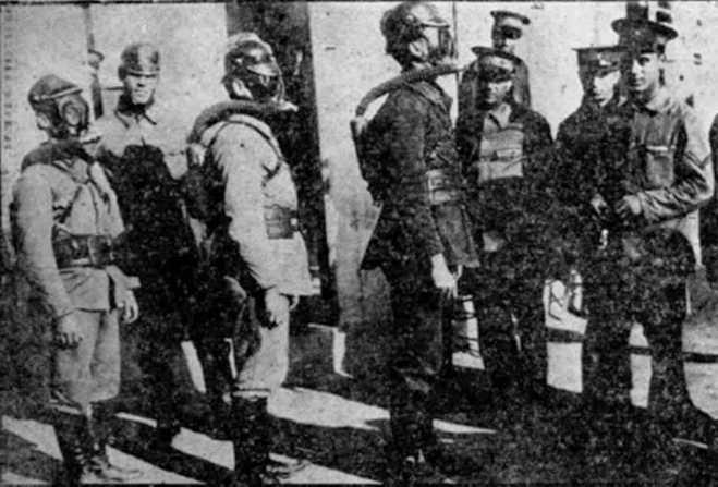 Η οργάνωση και λειτουργία της Πυροσβεστικής Υπηρεσίας Αθηνών στα παλιά χρόνια