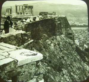 Η Αθήνα από ψηλά το 1900 – ΦΩΤΟ