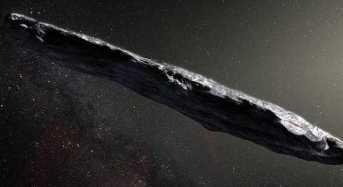 Αστρονόμοι θα αναζητήσουν εξωγήινη τεχνολογία σε αντικείμενο που ήρθε «από έξω»