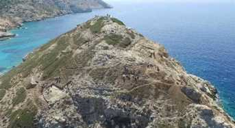 O Guardian αποθεώνει ανακάλυψη στην Κέρο -Πριν από 4.000 χρόνια κατασκεύασαν ελληνική πυραμίδα