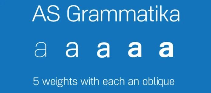 AS-Grammatika