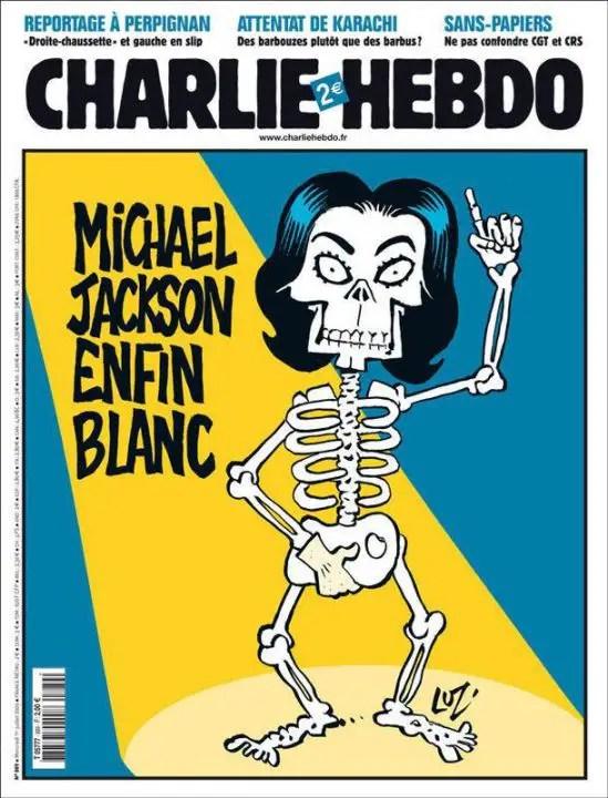 Charlie Hebdo M. Jackson