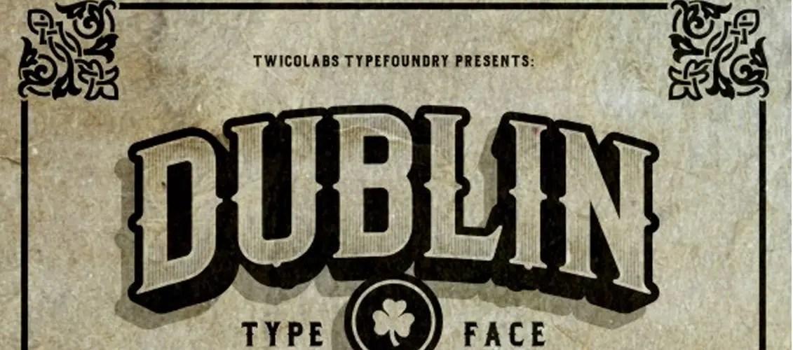 Dublin-Family-Typeface