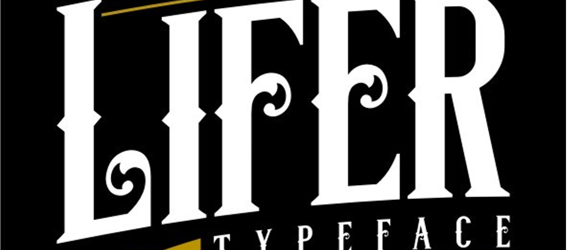 Lifer-Typeface