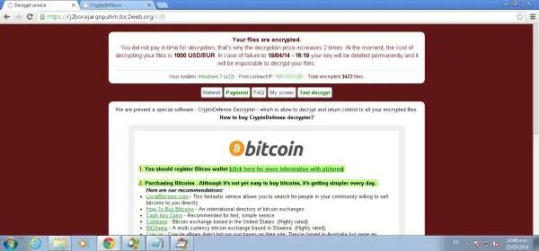 Rescate-BitCoins