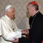 Benedict XVI, Jorge Mario Bergoglio